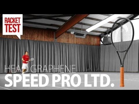 """Head YouTek Graphene Speed Pro Limited - """"Black Beauty"""""""
