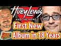 Huey Lewis & The News Set For First New Studio Album in 18 Years