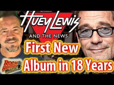 Big Mike - Huey Lewis & The News About Ready to Release a New Album!