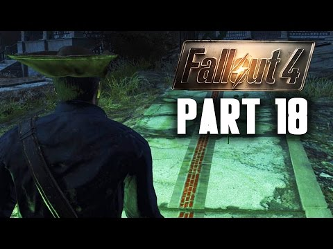 Fallout 4 Walkthrough Part 18 - FREEDOM TRAILS - ROAD TO FREEDOM (PC Gameplay 60FPS)