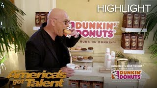 Eric Cowell Donut Sommelier   America&#39s Got Talent 2018
