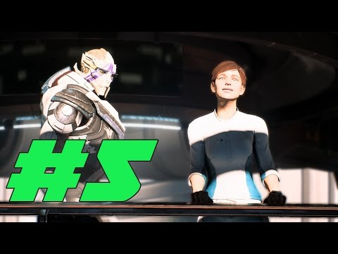 """Mass Effect Andromeda: Female Ryder - Part 5 """"EOS"""""""
