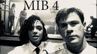 Люди в черном 4 \ MIB4 — Обзор, дата выхода