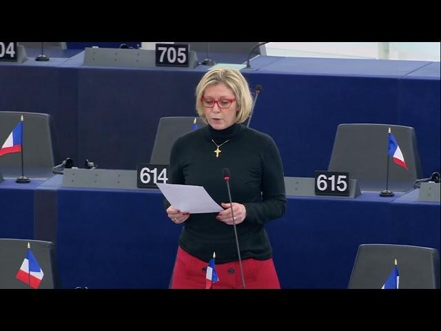 Mylène Troszczynski sur l'approche intégrée de l'égalité des femmes et des hommes au PE