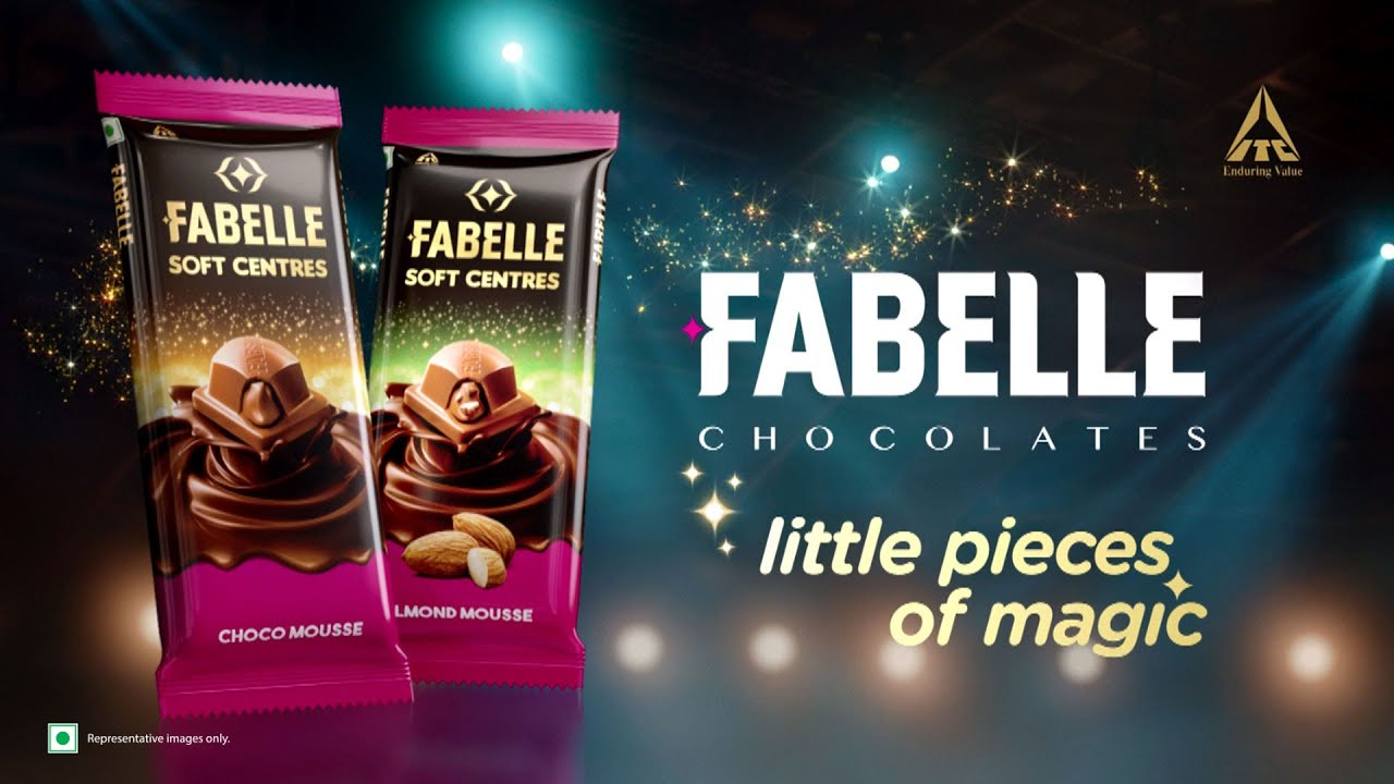Image result for ITC and Dentsu India partner to launch first TVC for Fabelle Chocolates