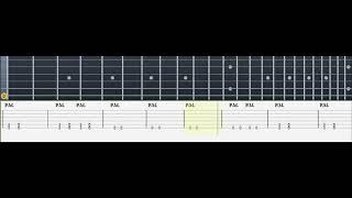 Lamb of God Omerta Guitar Tabs