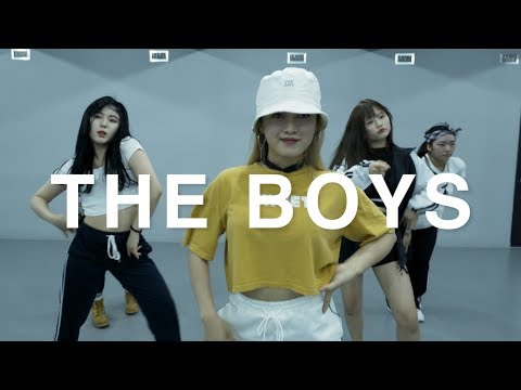 The Boys - Nicki Minaj ft. Cassie | NARIA Choreography | Prepix Dance Studio