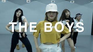 The Boys - Nicki Minaj ft. Cassie | NARIA Choreography | Prepix Dance Studio