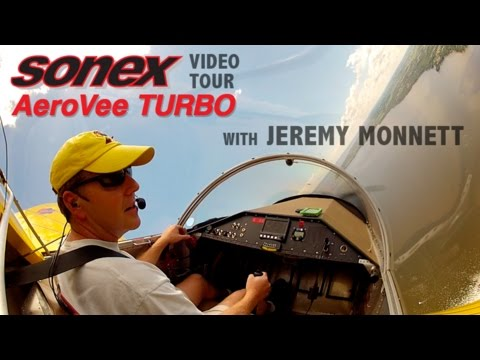 Sonex AeroVee Turbo Video Tour