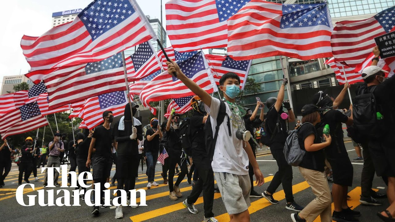 The U.S. Is About to Do Something Big on Hong Kong