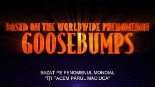 Goosebumps - din 13 noiembrie la cinema