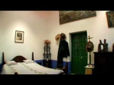 Museo frida kahlo youtube for Cuartos decorados de frida kahlo
