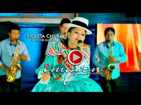 VIOLETA CHURA - LA ORQUESTA / AMANTES PERFECTOS / TE SIGO AMANDO - IMAGEN STUDIOS™ - 2016