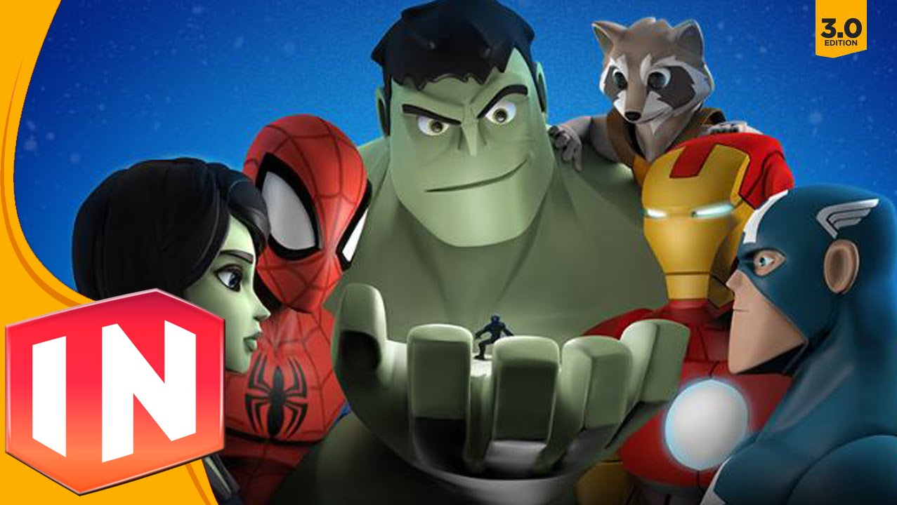 disney infinity 3.0 - another ant-man tease for disney infinity