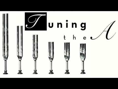 Tuning the A (440 Hz?) [Philosophia Mūsicae: A Philosophy of Music]