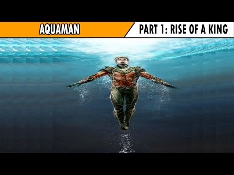Aquaman Movie: Rise of a King Screenplay