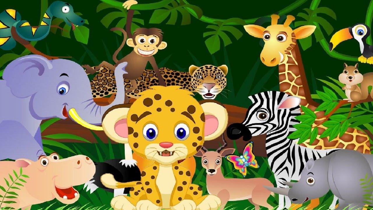 Adivinanzas para ni os de animales salvajes youtube - Fotos de animales infantiles ...