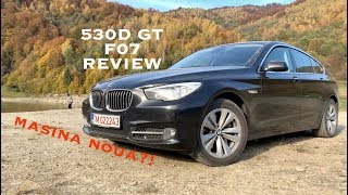 BMW 530D GT - Review