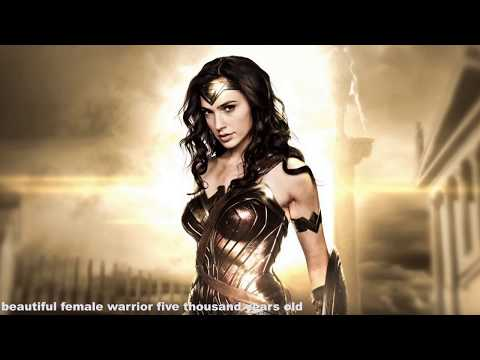 Gal Gadot - beautiful female warrior five thousand years old #2