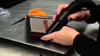 видео PIPERCROSS Viper   фильтр нулевого сопротивления, тест