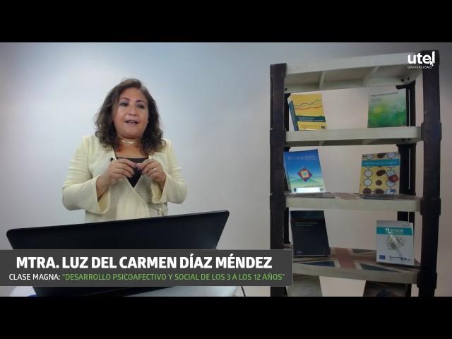 Desarrollo Psociafectivo y social de los 3 a los 12 años | UTEL Universidad
