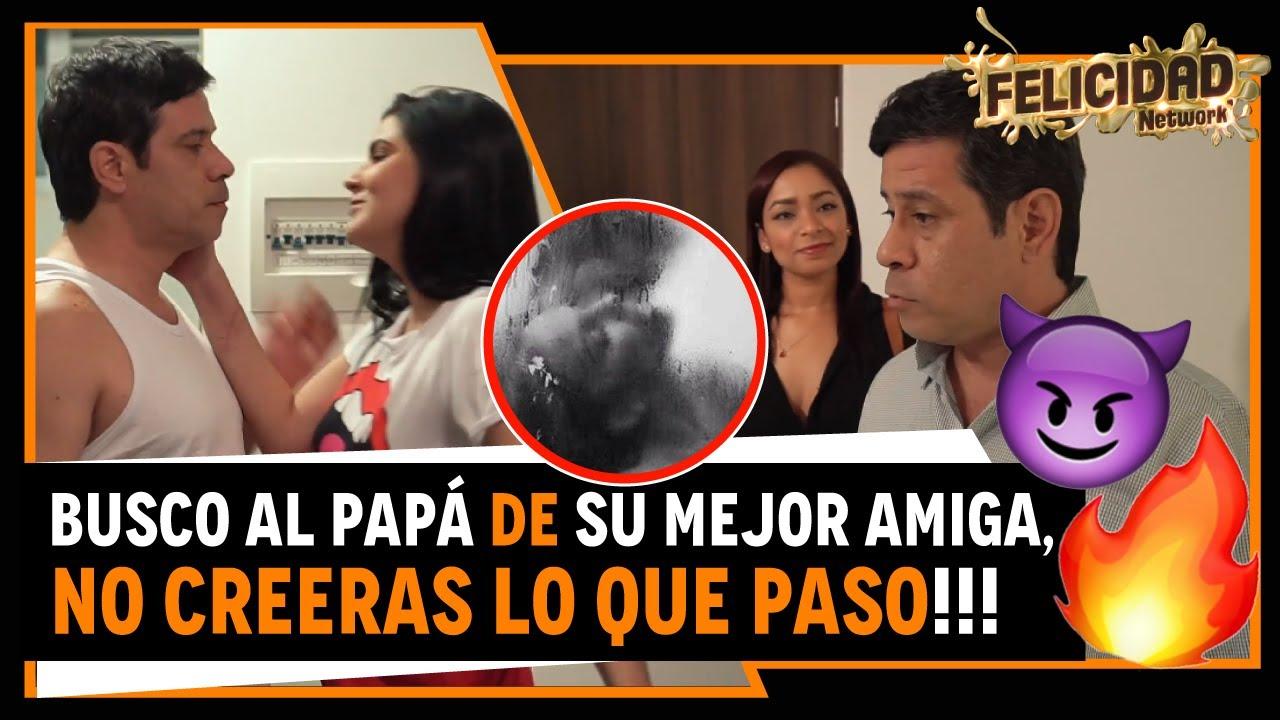 LE GUSTABAN LOS HOMBRES MAYORES, BUSCO AL PAPÁ DE SU MEJOR AMIGA, NO CREERÁS LO QUE PASO...