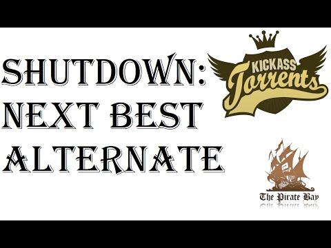 News - Kickass Torrents Shutdown - Next Best Alternative Option - ThePirateBay