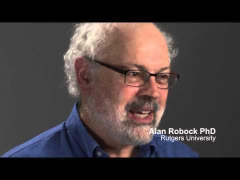 Alan Robock on GeoEngineering