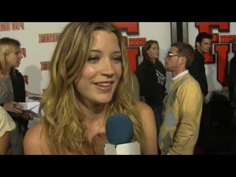 Sarah Roemer at the Fired Up! Premier