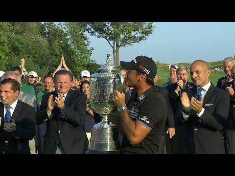 Highlights | Jason Day wins in record fashion at PGA Championship
