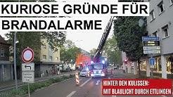 Kuriose Ursachen für Brandalarme im Stadtgebiet | Mit Blaulicht durch Ettlingen | Folge 4 - ER24