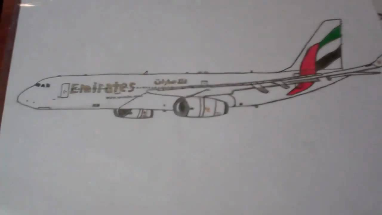 crazy good emirates drawings youtube