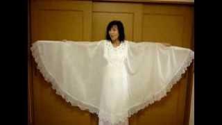盛り上げ系歌謡ショーのヒロコです。 わたしの ♪魅せられて の衣装は手...