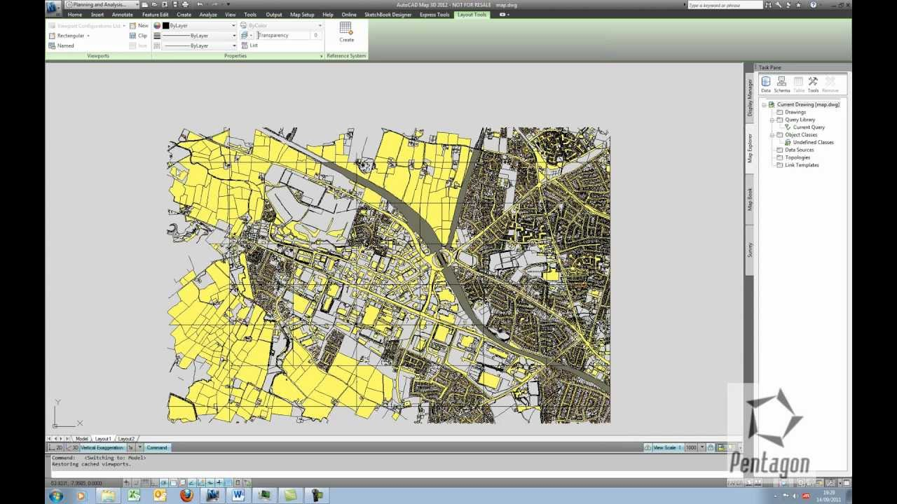 Buy Cheap AutoCAD Map 3D 2012