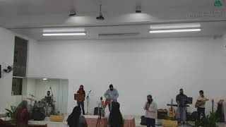 Culto Vespertino -  Ao Vivo - 09/05/2021