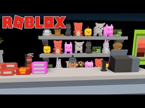 Roblox - NOVOS VIDEO GAMES NA LOJA DO GODENOT ( Arcade Tycoon )
