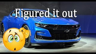 The reason so many hate the 2019 Refresh Camaro and a little extra