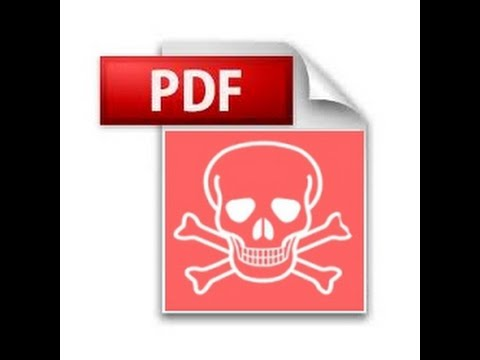 Adobe Reader Exploitation of Fake Mandiant APT1 Report Demo
