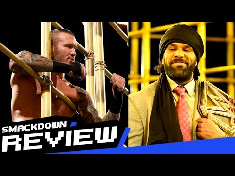 REVIEW-A-SMACKDOWN 7/18/17: Former WWE writer on Punjabi Prison creation, Battleground go-home show