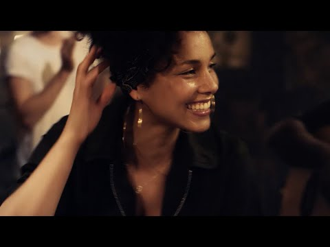 Alicia Keys in Paris   A Take Away Show