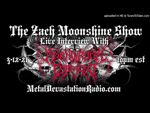 Misanthropik Torment - Interview 2021 - The Zach Moonshine Show