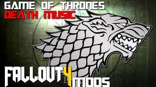 Video Fallout 4 Console Mods ~ Game of Thrones Death Music (Sound Replacer) download MP3, 3GP, MP4, WEBM, AVI, FLV Juni 2018