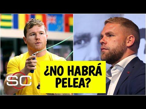 ESCÁNDALO Canelo Álvarez ADVIERTE a Saunders, quien amenaza con NO HACER LA PELEA | SportsCenter