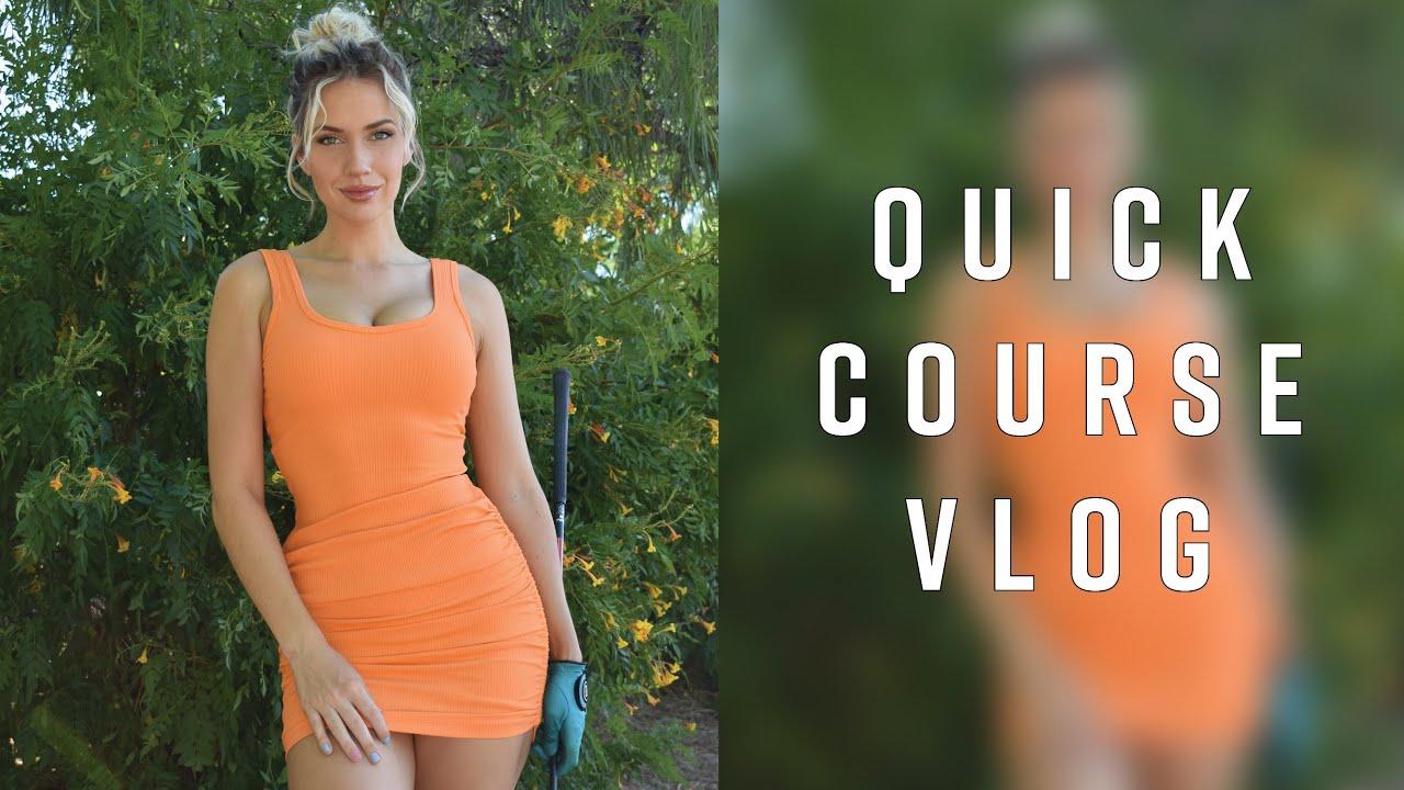 Phoenician Quick Course Vlog // Plus My 18Birdies Virtual Tournament!