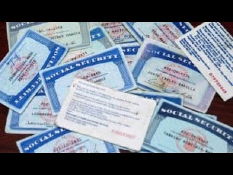Is it time to stop using Social Security numbers?