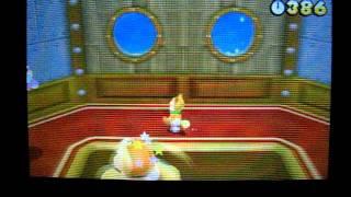 Super Mario 3D Land - Golden Flag Stage