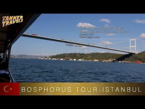 Bosphorus Tour - Istanbul - Turkey