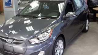 2013 Ford Fiesta vs 2013 Hyundai Accent Boston