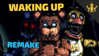 [SFM FNAF] The Waking Up REMAKE / 20k Special