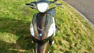 piaggio fly 2009 snor SPECIAL PAINT COLORSHIFT...